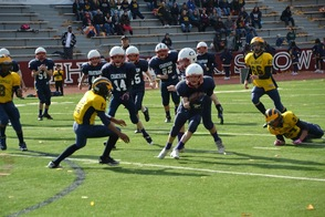 Chatham 7th-Graders Win Playoff Game Against Belleville in OT, 16-14, photo 3