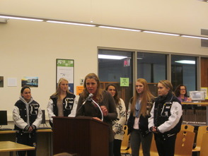Students Honored at the Randolph Board of Education 2014 Organization Meeting, All Geared Up For The New Year, photo 5