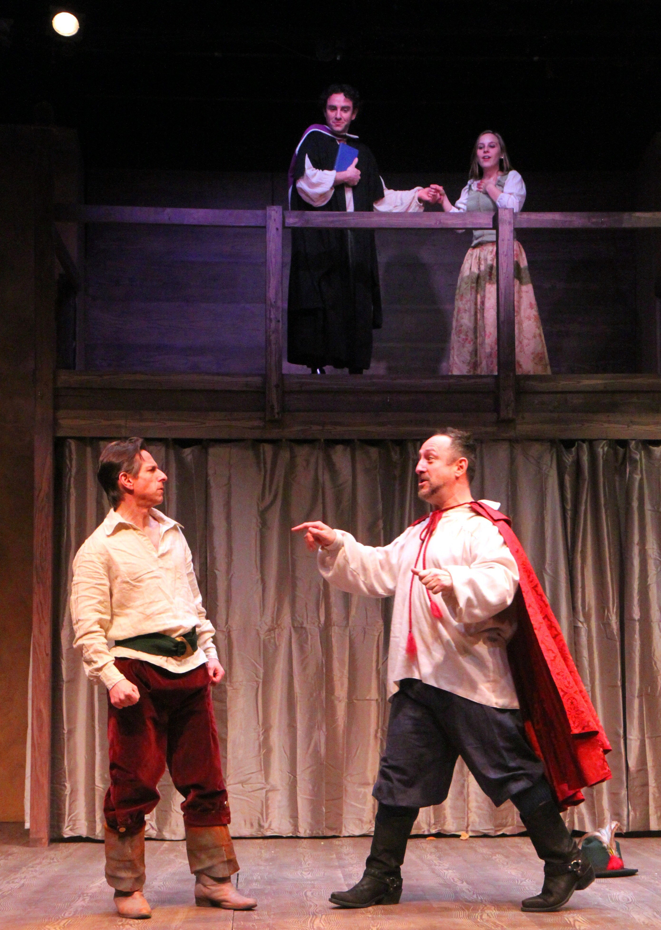 Chatham Players Offers Rousing 'Taming of the Shrew'