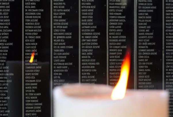 South Orange - Maplewood Interfaith Holocaust Memorial Service April 27