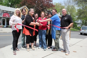 Spring Fling Ribbon Cutting