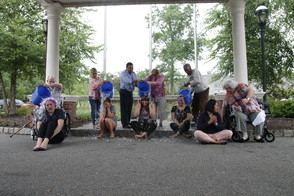 CareOne Livingston Takes Ice Bucket Challenge, photo 1