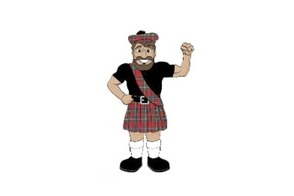 Name The New Gov. Livingston Highlander Mascot, photo 1
