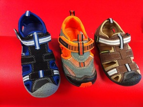 Pediped Summer Watersafe Softsole Shoes