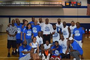MHS Alumni Basketball Players