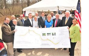Largest Road Improvement Project Undertaken by Essex County in the Last Generation Begins