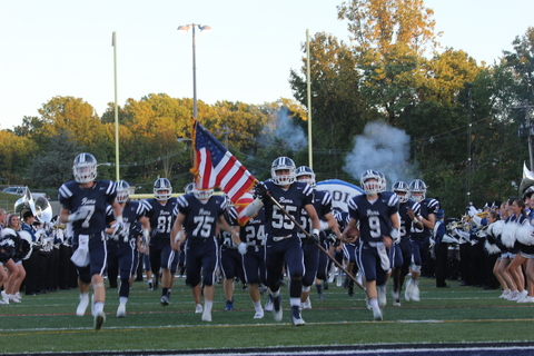 Randolph Football Drops Heartbreaker in Season Opener ...