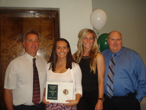 South Plainfield High School Softball Team Dinner, photo 1