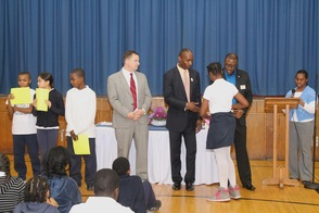 The Power To Excel: Reaching for Your Best - Roselle Students Honored, photo 6