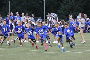 Randolph Recreation Football and Cheerleading Holds Pep Rally, photo 3