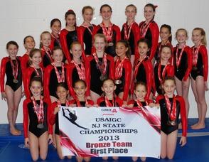 State Championship Bronze Team