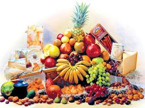 Garden of Eden Fruit gift baskets
