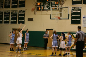 Montville Girls Basketball Defeats Sparta, 37-33, photo 8