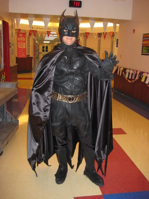 LMS Character Day