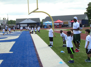 Geno Smith Football Camp Comes to Scotch Plains, photo 7