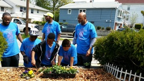Roselle Comes Together for Community Clean Up Day, photo 48