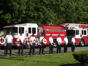 Honoring fallen heroes