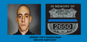 Fanwood and Scotch Plains Police Invite Residents to Honor Fallen Jersey City Patrolman Melvin Santiago, photo 1