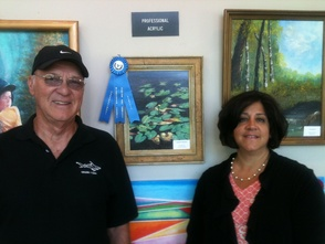 Tom Seiz Wins First Place in the Middlesex County Senior Citizen Art Contest , photo 1
