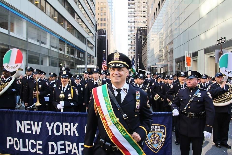 Madison Police Department Loses One of its Finest: Capt. Joseph P. Cirella