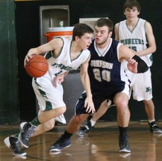 Kevin Haggerty (#2, junior)