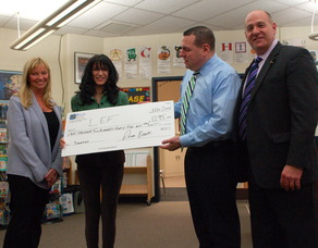 Regal Bank Donates to LEF