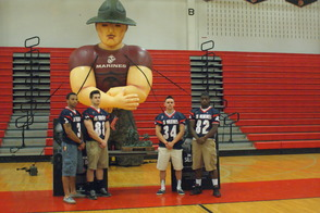 Basilone Bowl Prepares for Big Game, photo 9
