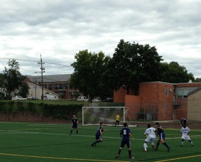 West Orange Boys Soccer v. Seton Hall Prep