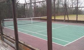 Wilson Park Platform Tennis Courts