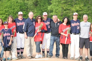 Gov. Livingston Baseball Celebrates Their Seniors With 12-2 Win Over Linden, photo 11