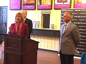 Lt. Governor Guadagno Recognizes Autism Awareness Month in Visit to Paper Mill Playhouse, photo 5