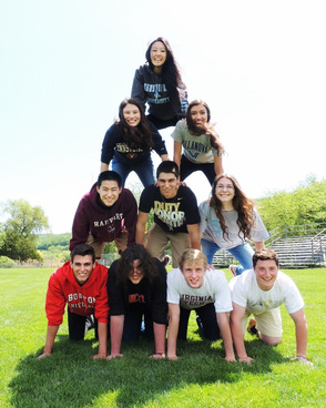 Sparta High School's Top Ten students