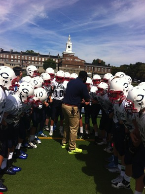 Decker, Rooney Lead Chatham Cougar Eighth-Graders in Opener at Staten Island, photo 3