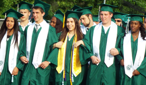 The Night They've Been Waiting For:  SPHS Class of 2014 Graduates, photo 10