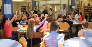 Congressman Frelinghuysen Visits Sparta Middle School Student Council, photo 6