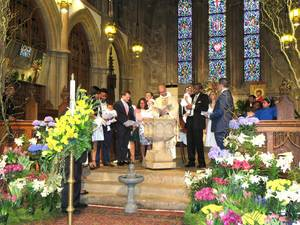 Easter at St. Luke's