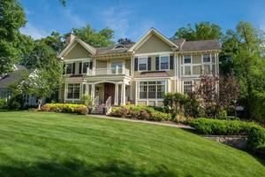 20 Sunset Drive, Summit, NJ:$2,500.000