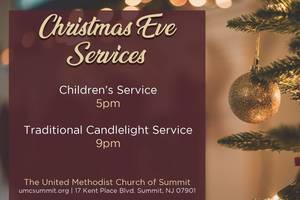 Christmas Eve Children's Service