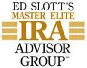 Member of Ed Slott's Master Elite IRA Advisor Group