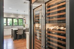 Butler's Pantry Wine Storage