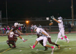 Carousel image 0cfd366dd8ae7d0fc7a2 louie lafakis blocks a union fg attempt   last play in regulation
