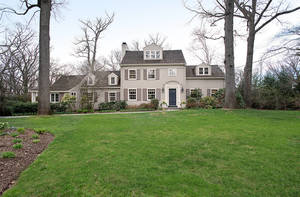 23 Edgewood Road, Summit NJ: $1,850,000