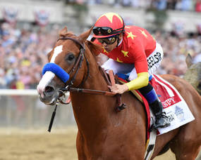 Carousel image 13a3a222f5848d334e6c justify the belmont stakes credit adam mooshian4