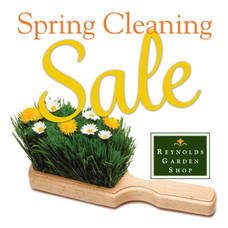 Spring Cleaning Sale - Saturday, March 16
