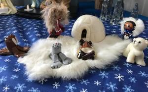 Eskimo Nativity