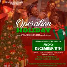 POWER® OPERATION HOLIDAY 2020
