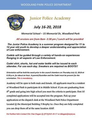 Carousel image 18bb840f5f9c60bced05 junior police academy flyer