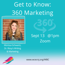 Get to know 306 marketing for your small business with the WCEC Women's Business Center