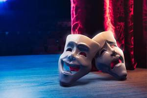 Theater Masks