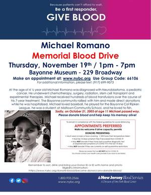 Carousel_image_1a3eba93461ec0f2f5b2_michael_romano_memorial_blood_drive__11-19_flyer_bayonne